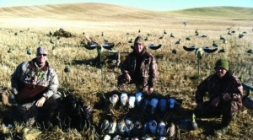DUCK HUNTERS….Crazy? Maybe! by Chris Knight